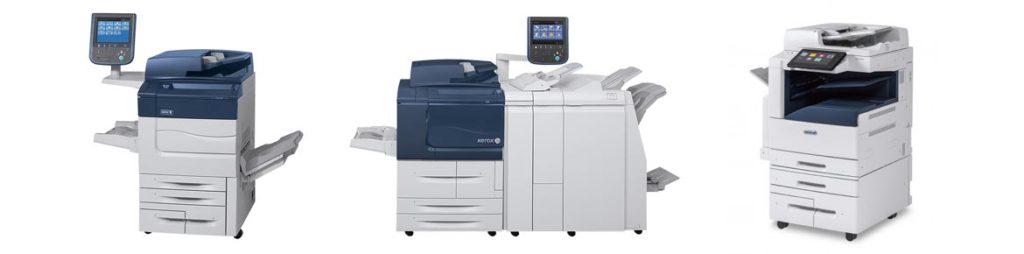 Used Xerox Copiers