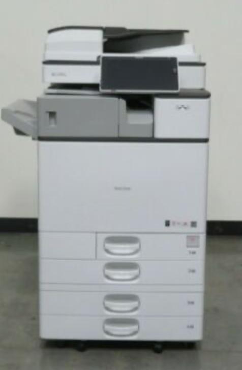 Used RICOH MPC2504EX 60K
